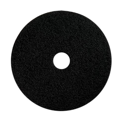 """แผ่นขัดล้างพื้น ยี่ห้อ 3M สีดำ ขนาด 16"""" / 18"""" / 20"""""""